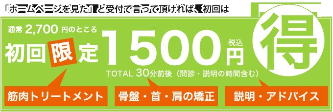 初回限定1389円(税込1500円)